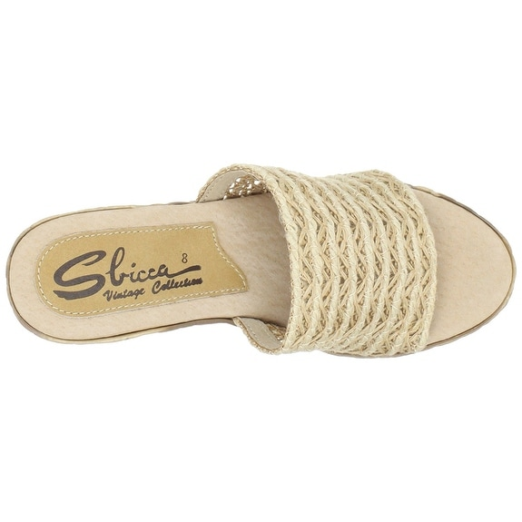d7182f2beaa Shop Sbicca Women s Cabana Platform Sandal - Free Shipping On Orders Over   45 - Overstock - 21122665