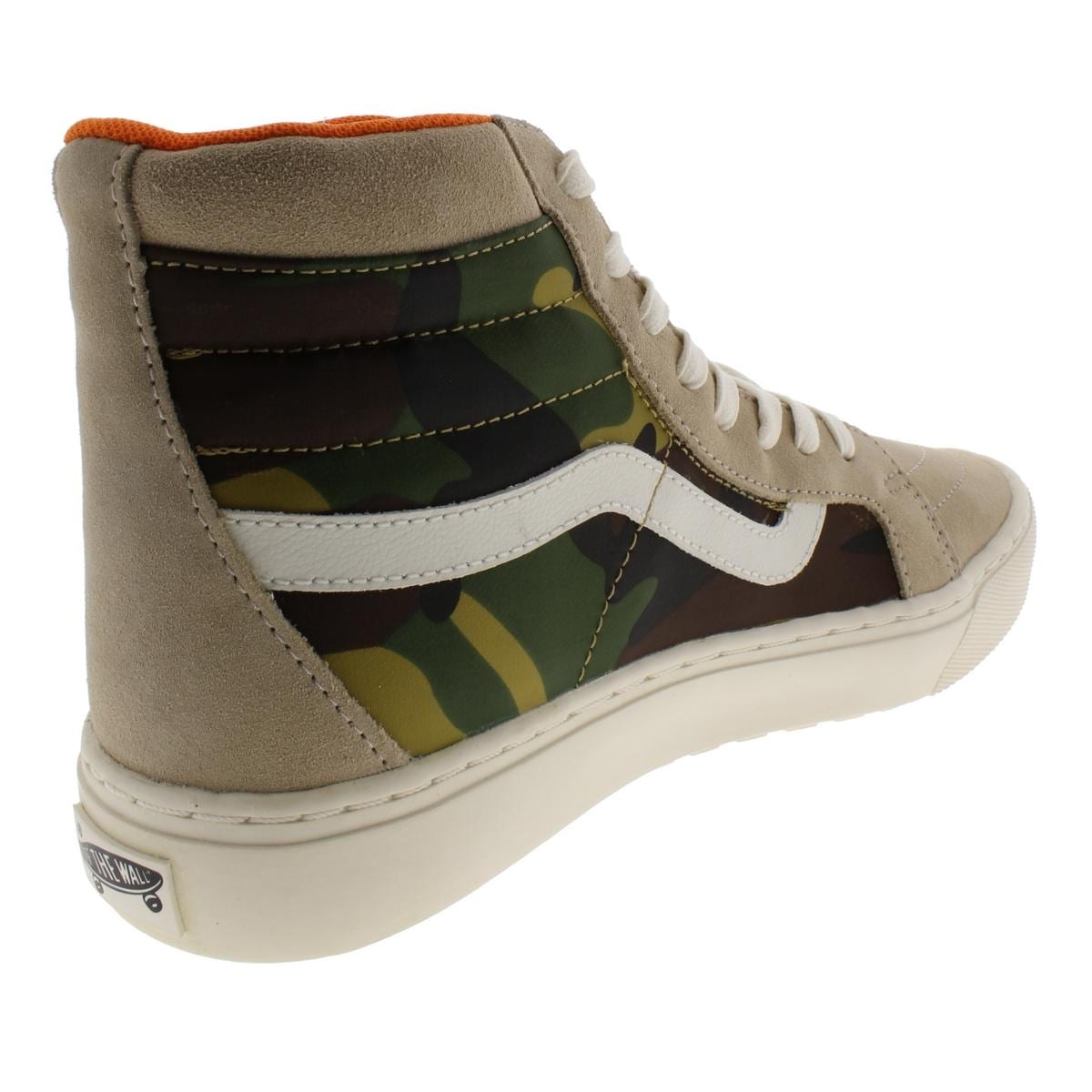 4cbef18b32167f Shop Vans Mens Sk8-Hi MTE Cup LX High Top Sneakers Suede Camouflage - Free  Shipping Today - Overstock - 27876274