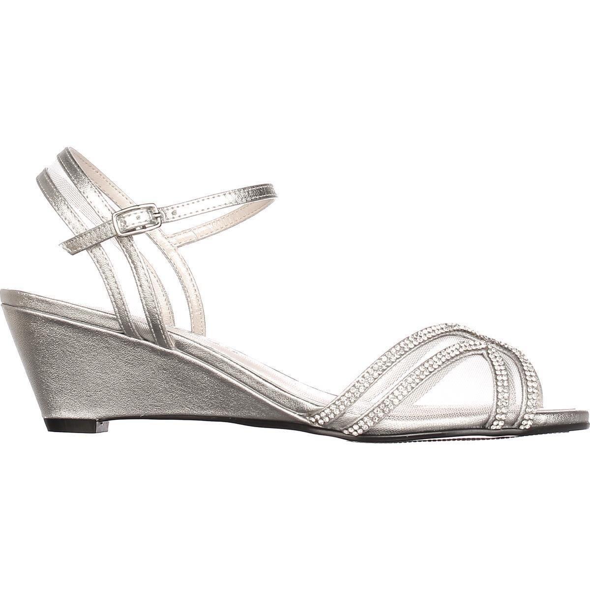b43ac5fc9a8 Shop Caparros Hilton Low-Heel Dress Wedge Sandals