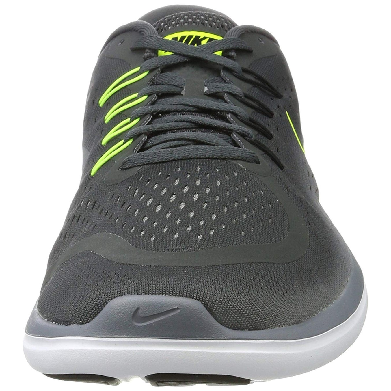 7db15a04fddb5 Shop Nike Womens Nike flex 2017 RN Fabric Low Top Lace Up Running Sneaker -  Free Shipping Today - Overstock - 22413187