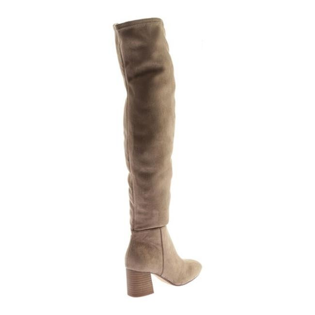 8e7f7e14022 Shop Vince Camuto Women s Kantha Over The Knee Boot Foxy Stretch Microsuede  - Free Shipping Today - Overstock - 21029364