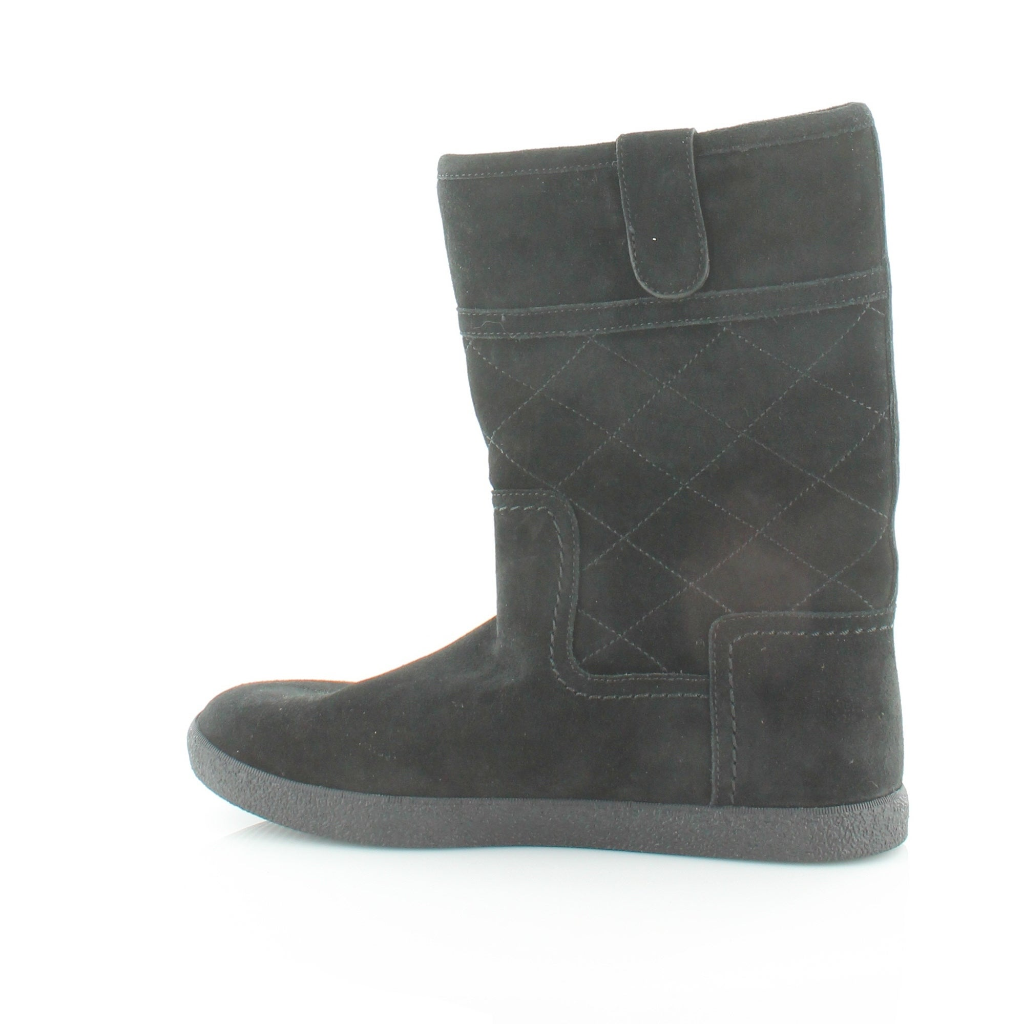 26a861f6d9b Shop Tory Burch Alana Women s Boots Black - 7 - Free Shipping Today -  Overstock - 21550440