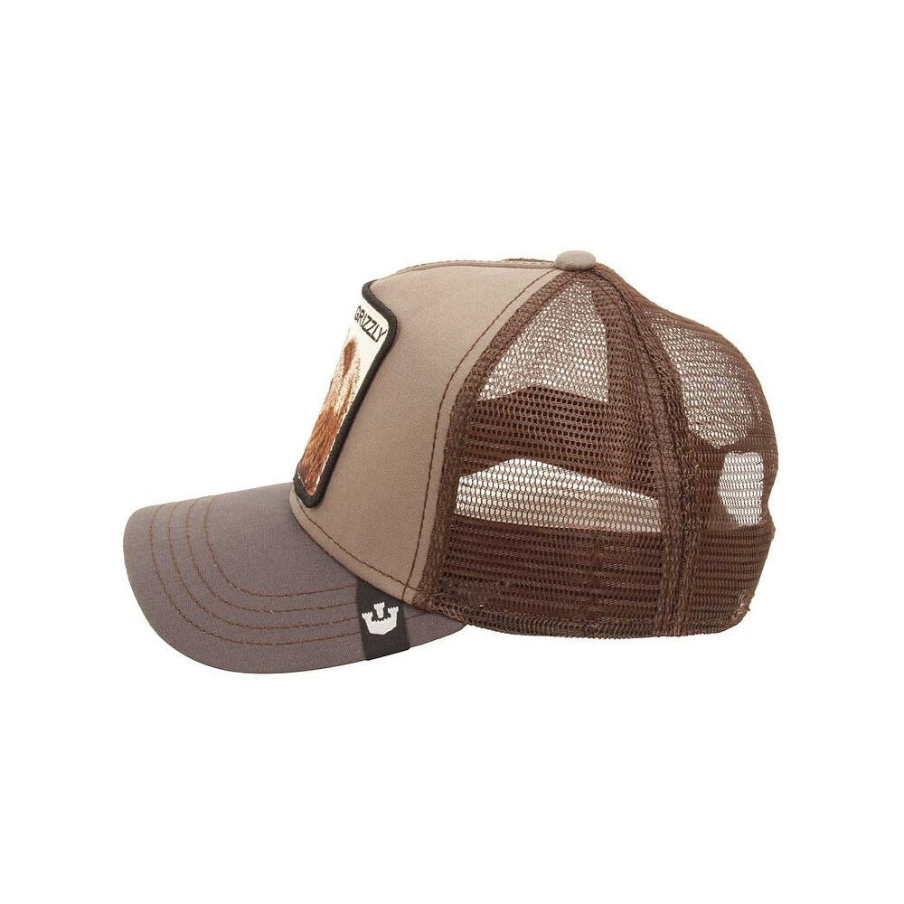 f6c4b39c5b2 Shop Goorin Bros. Mens Grizz Hat in Olive - Free Shipping On Orders Over   45 - Overstock - 16513825
