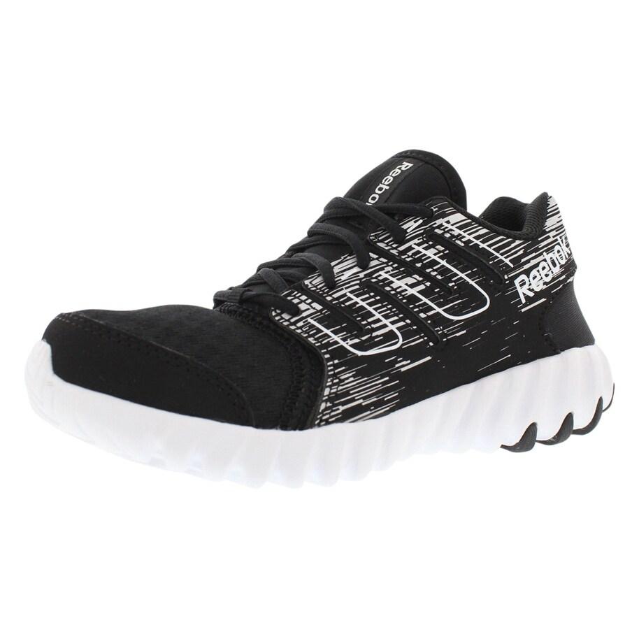 79a209f0878e Shop Reebok Twist Running Preschool Boy s Shoes - Free Shipping On ...