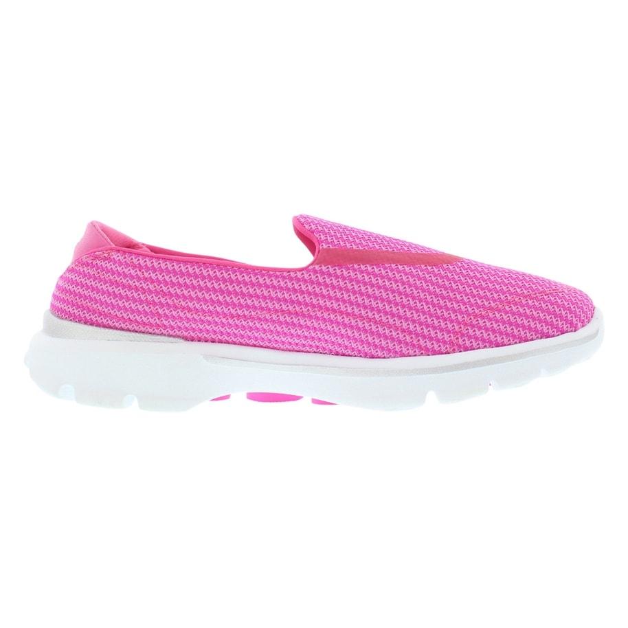 Skechers Go Walk 3 Slip On Women S Shoes 8 B M Us