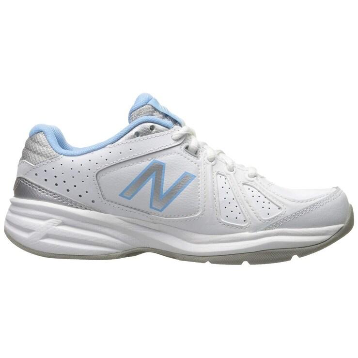 6021271e New Balance Women's WX409V3 Casual Comfort Training Shoe - 10