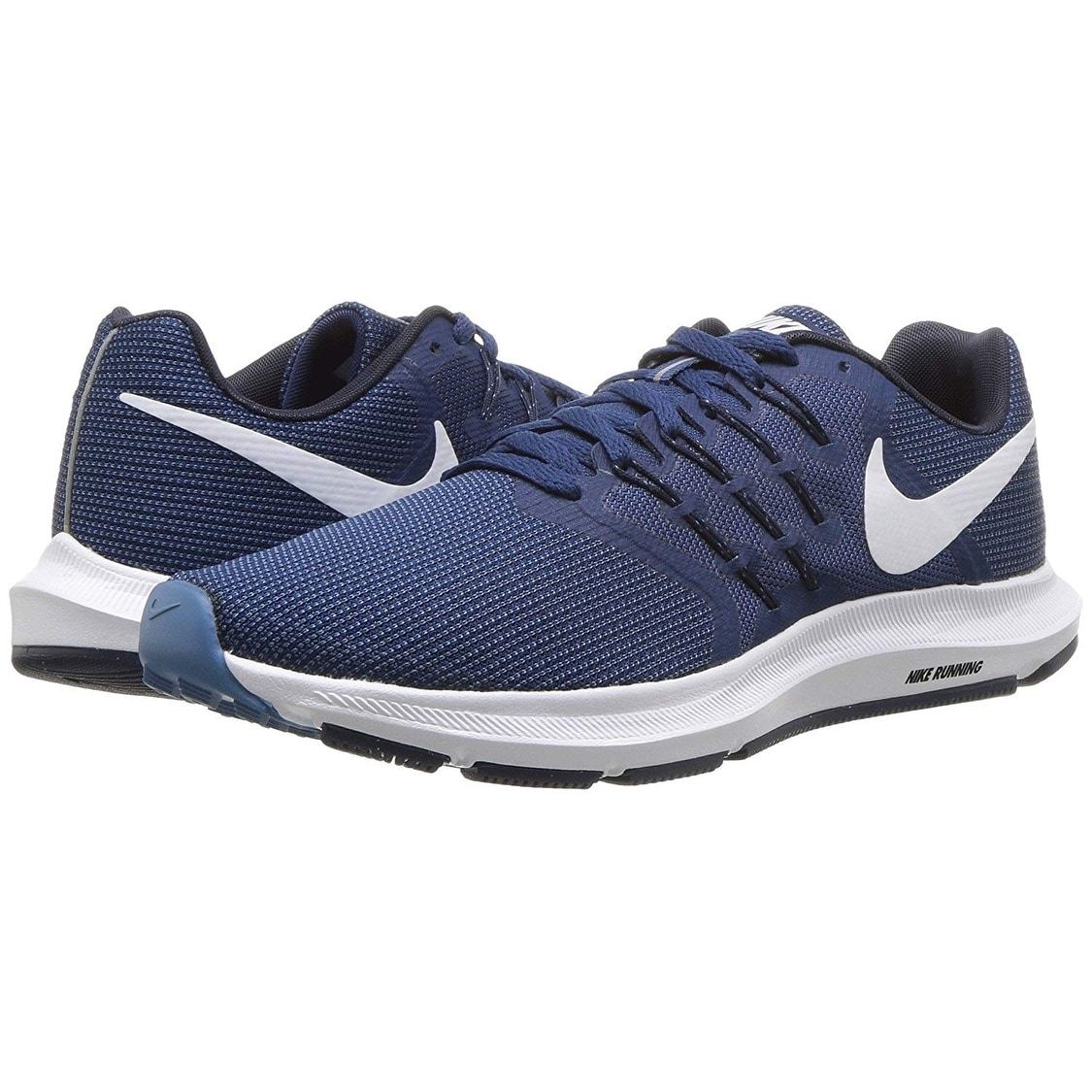 b2a7e7bf4e675 Shop Nike Wmns Run Swift Womens 909006-401 Size 7.5 - Free Shipping Today -  Overstock - 24302579