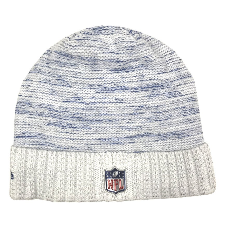 Shop New Era New York Giants Knit Beanie Cap Hat NFL 2017 Color Rush  11461029 - Free Shipping On Orders Over  45 - Overstock - 17743761 b3bcab9f82f