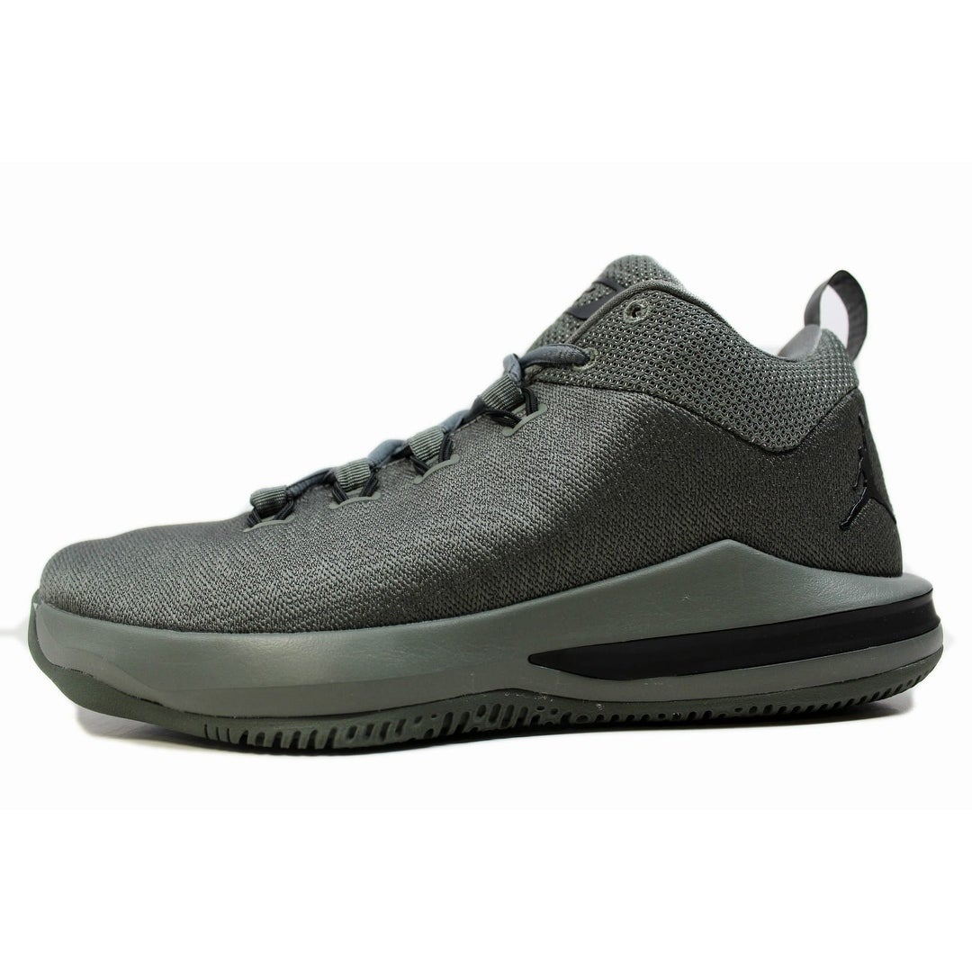 56daaaaddb80 Shop Nike Air Jordan CP3 X 10 AE River Rock Black 897507-002 Men s - On  Sale - Free Shipping Today - Overstock - 20141047