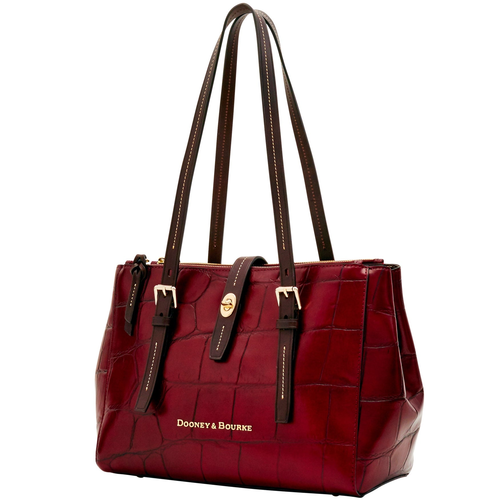 Dooney Bourke Large Croc Miller Per Tote Introduced By At In May 2017 Free Shipping Today 24202282