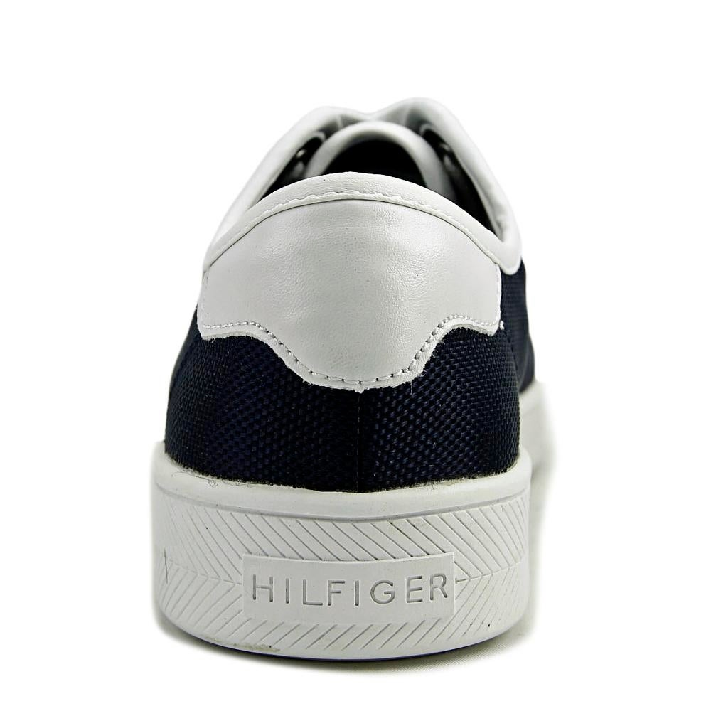 206689127776a Shop Tommy Hilfiger Spruce 3 Women Round Toe Canvas Blue Sneakers - Free  Shipping Today - Overstock.com - 17943825