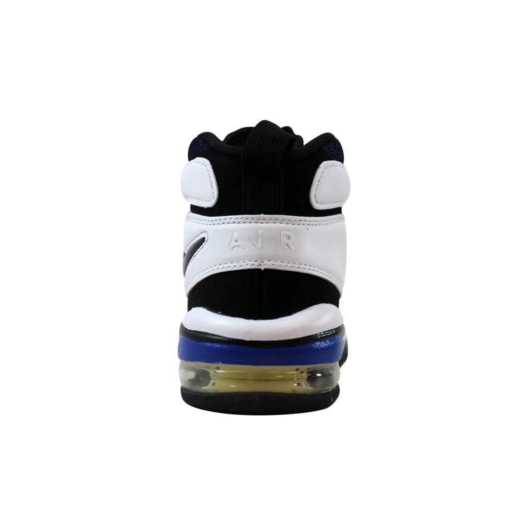 Shop Nike Men s Air Max2 Uptempo  94 White Black-Royal Blue OG Duke 922934- 101 - Free Shipping Today - Overstock - 21141733 e9ebb73be