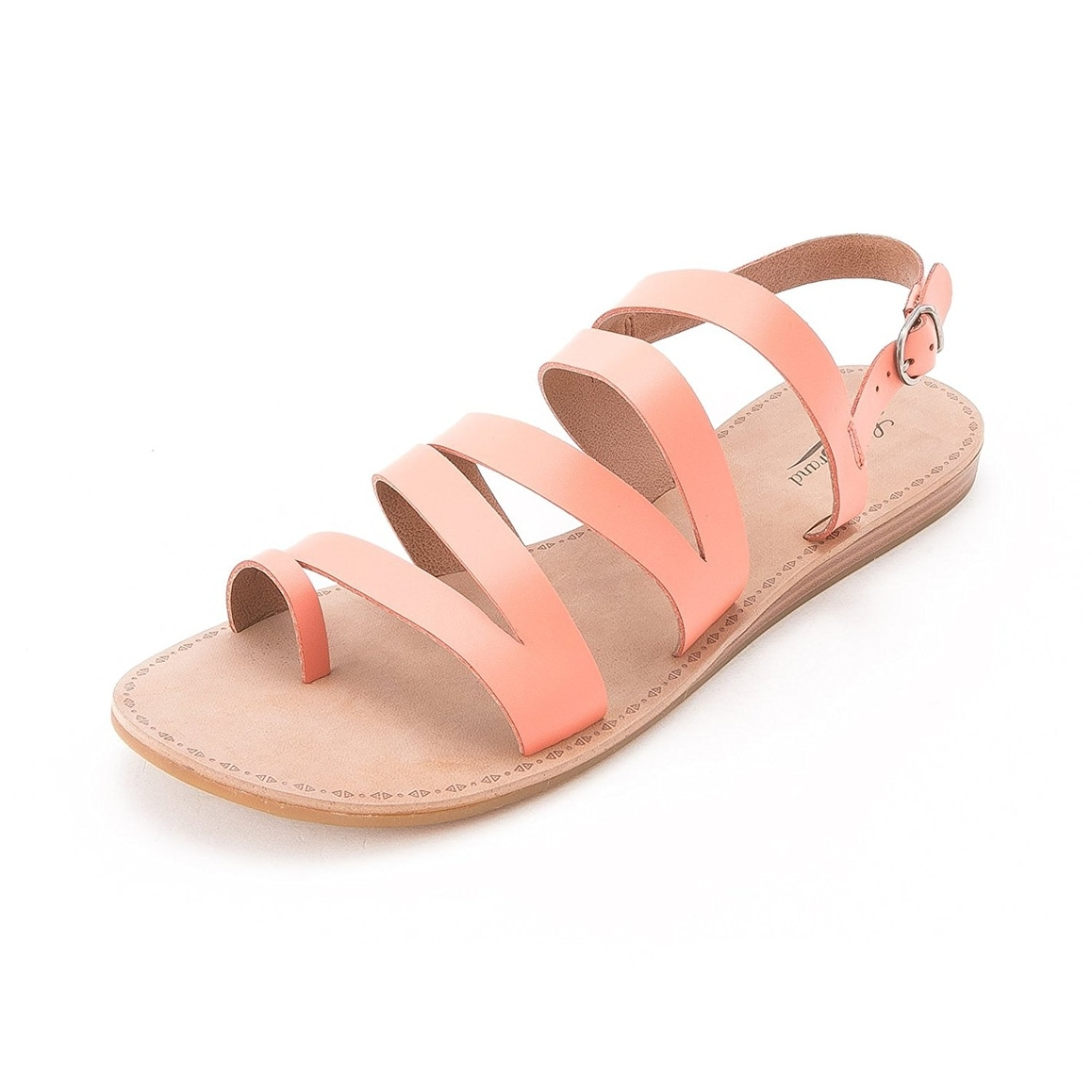 e4e6984ade9 Shop Lucky Brand Womens FAIRFAXX Leather Split Toe Casual Gladiator Sandals  - Free Shipping On Orders Over  45 - Overstock - 16107901