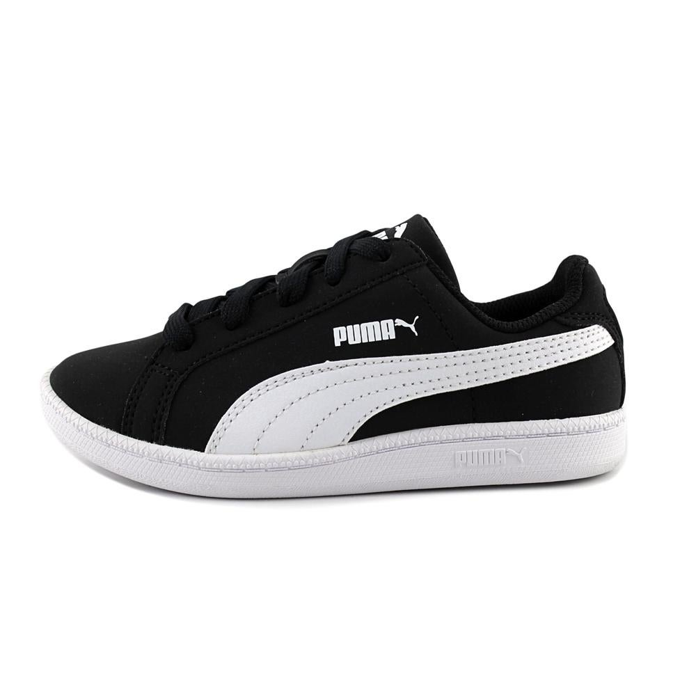 Shop Puma Smash FUN Buck Jr Youth W Round Toe Synthetic Black Sneakers -  Free Shipping On Orders Over  45 - Overstock.com - 19499544 ef7c7cef6