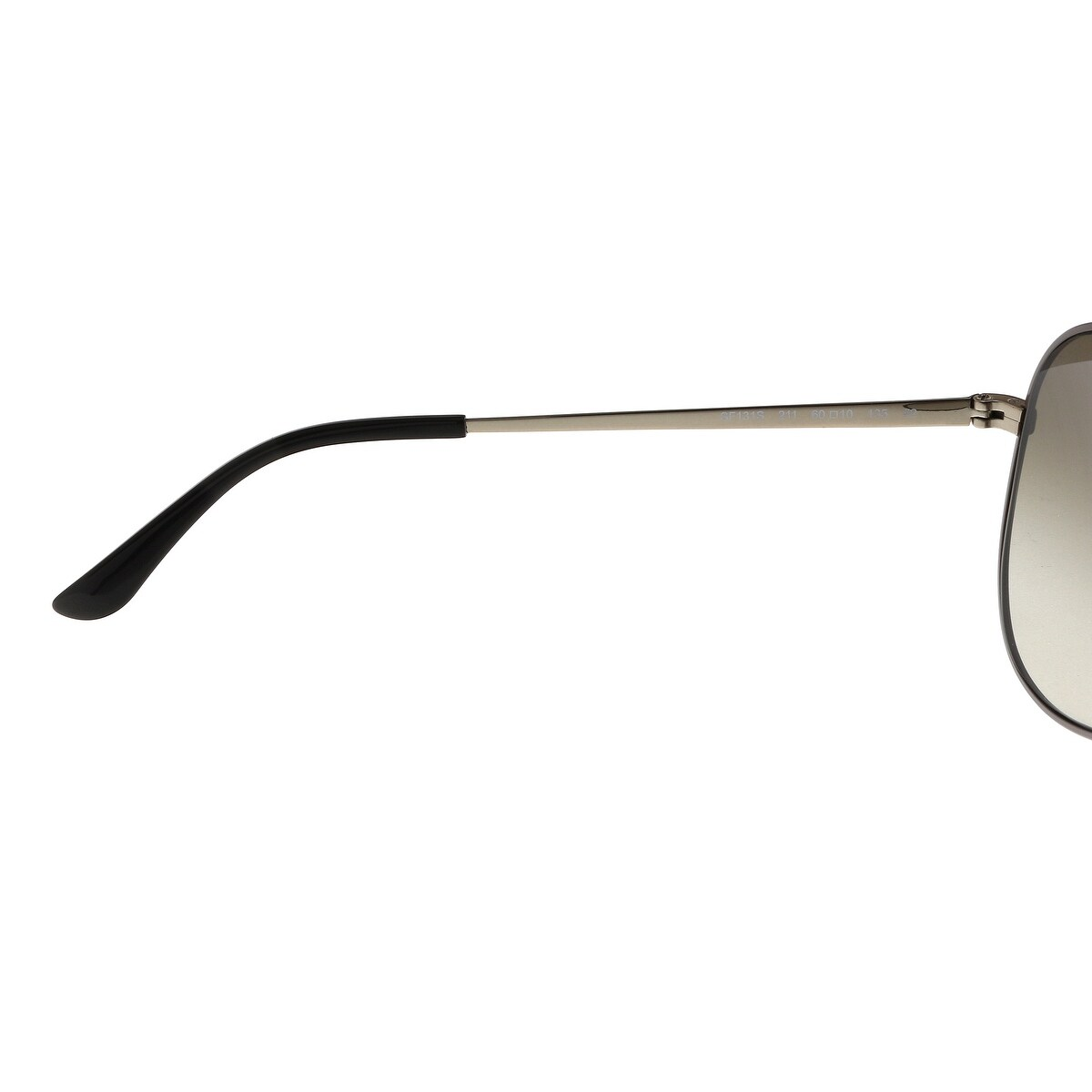 7888fc572337 Shop Salvatore Ferragamo SF131S 211 Shiny Brown W/ Dark Brown Aviator  Sunglasses - 60-10-135 - Free Shipping Today - Overstock - 26234253