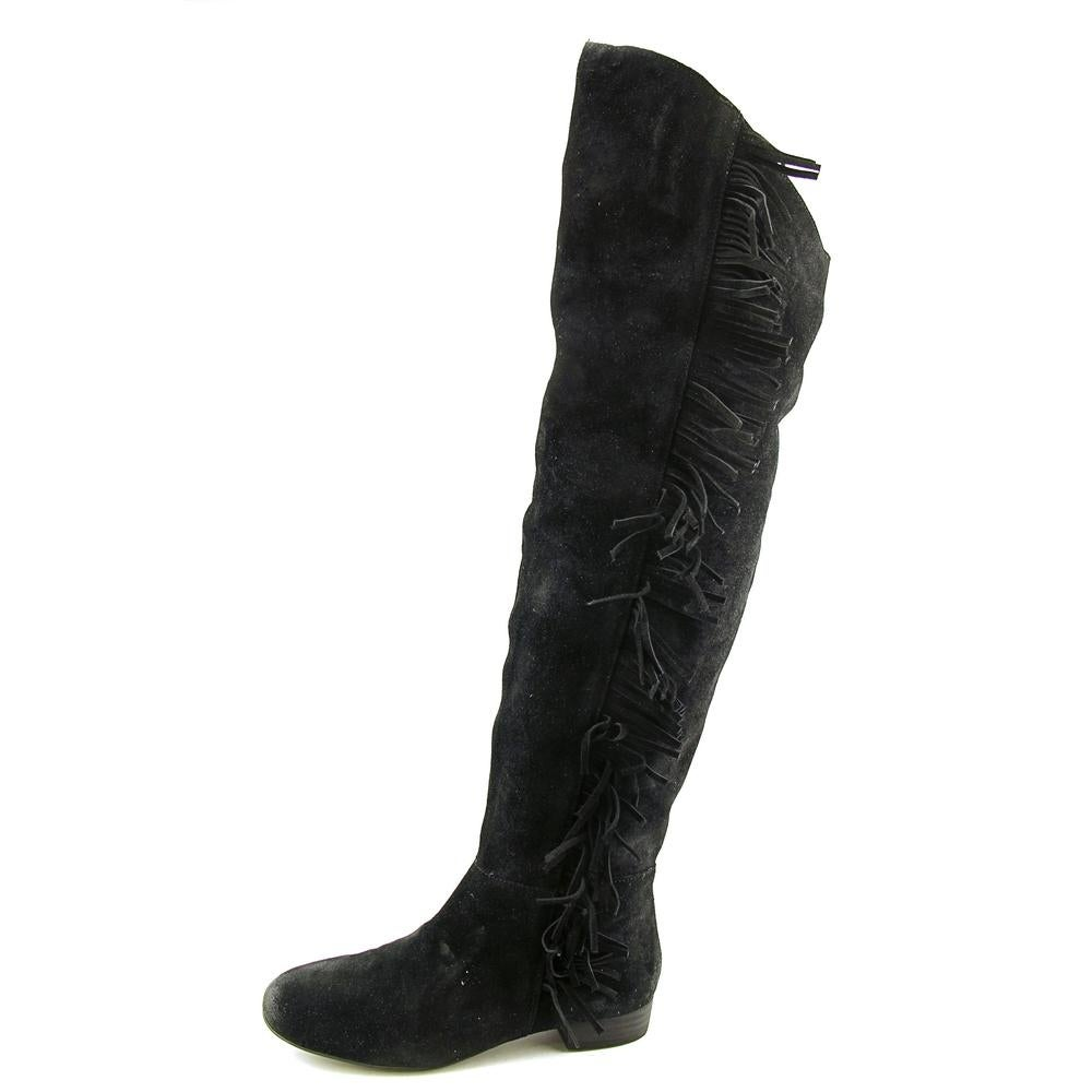 32c870e8f943b Nine West Pretaport Women Black Boots - Free Shipping On Orders Over  45 -  Overstock.com - 24122998
