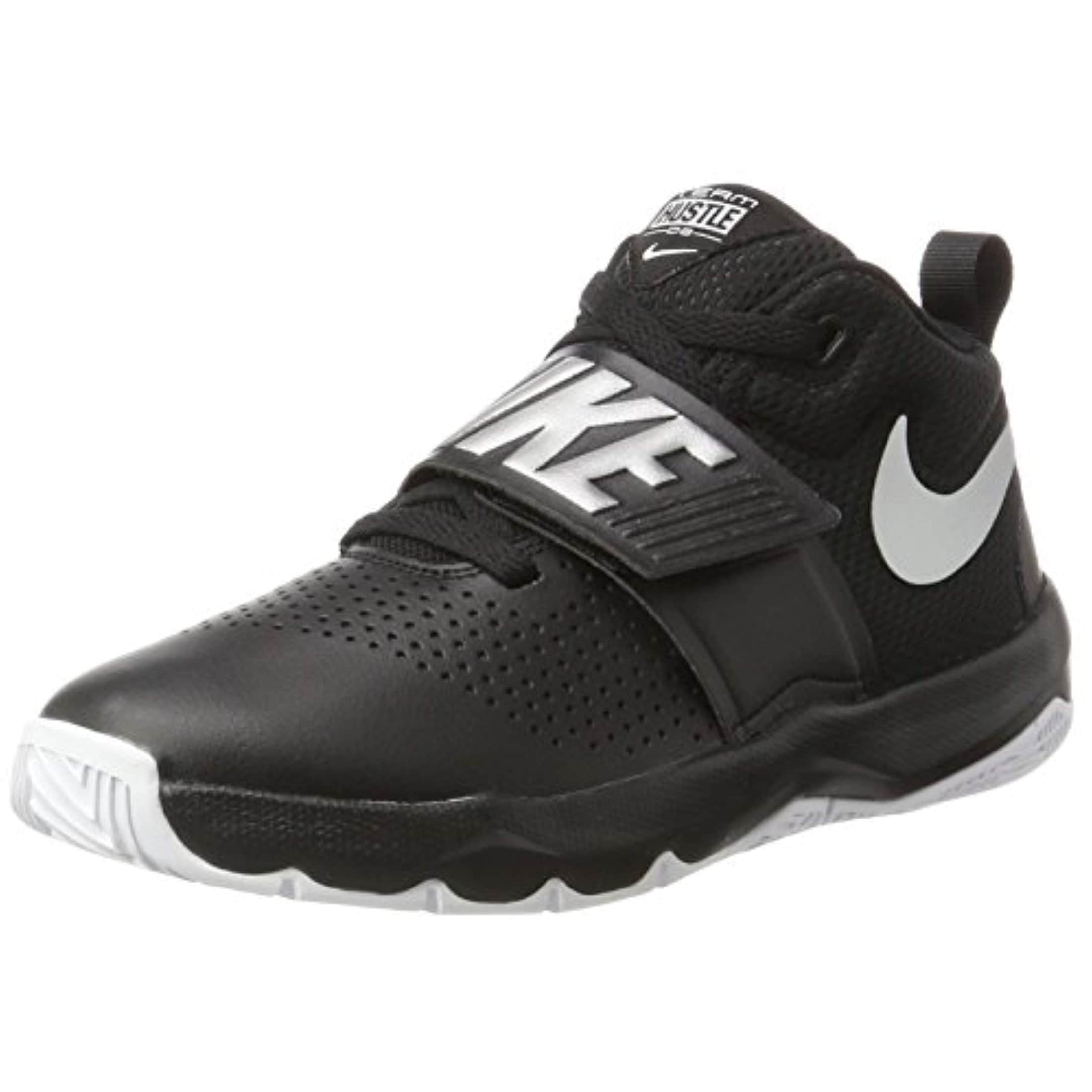 32dc3783beb Shop Nike Boys  Team Hustle D 8 (Gs) Basketball Shoe