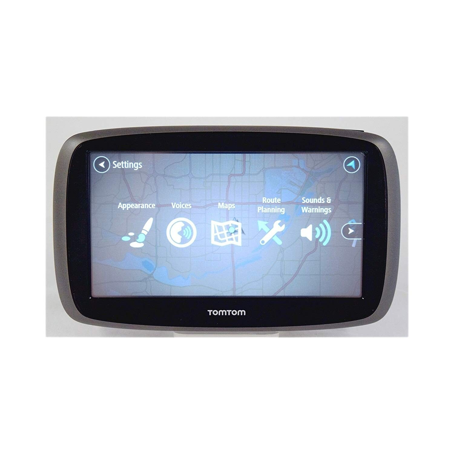 Shop Refurbished TomTom GO 60 3D 6 Inch Automotive GPS - Free