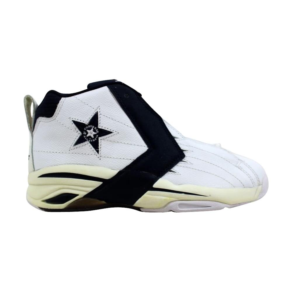 5a7fd2f15bdc Shop Converse Men s Dr J 2000 Mid White Navy-Black 27124 Size 7 ...
