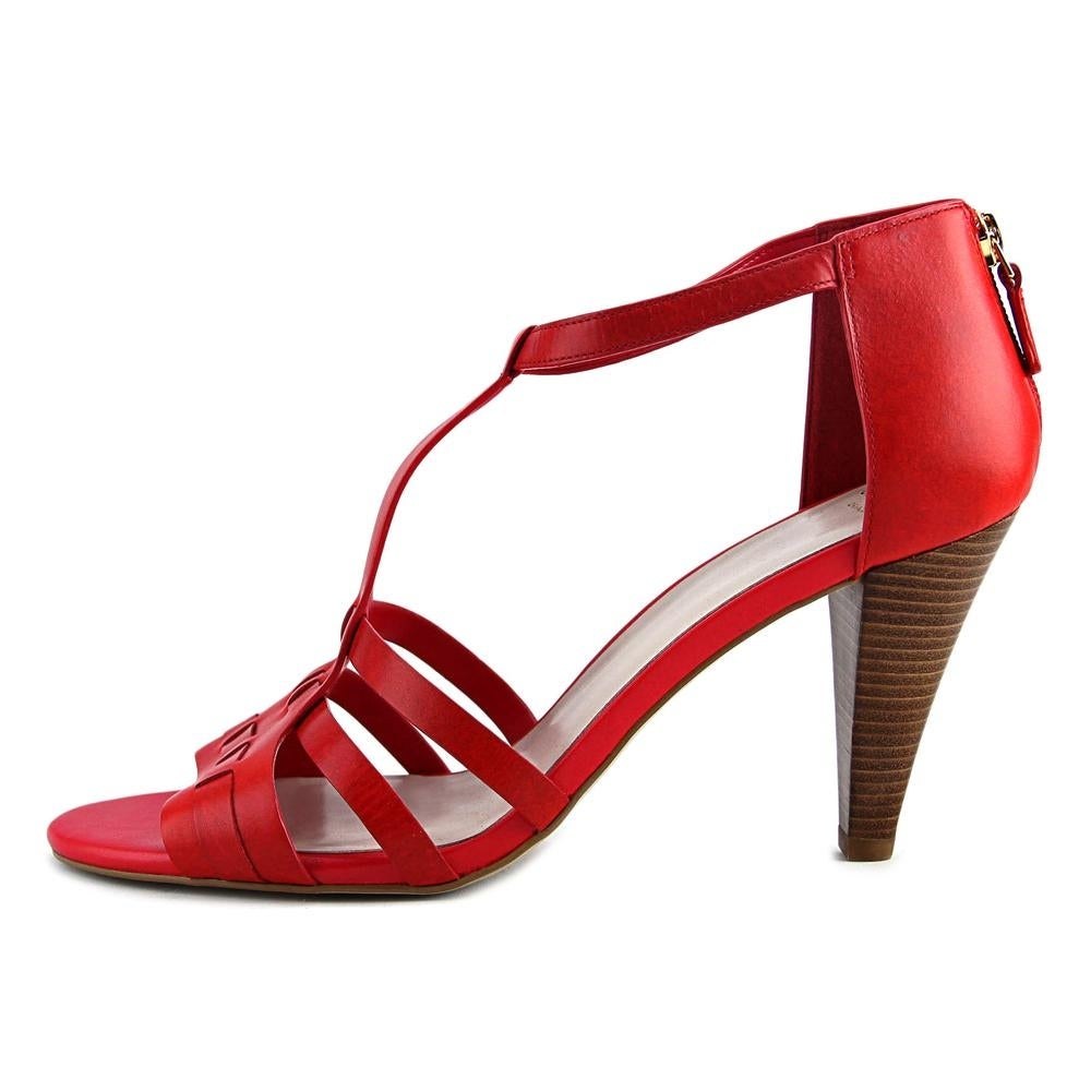 Cole Haan Cady High Sandal II Women Fiery Red Pumps - Free Shipping Today -  Overstock.com - 23965098