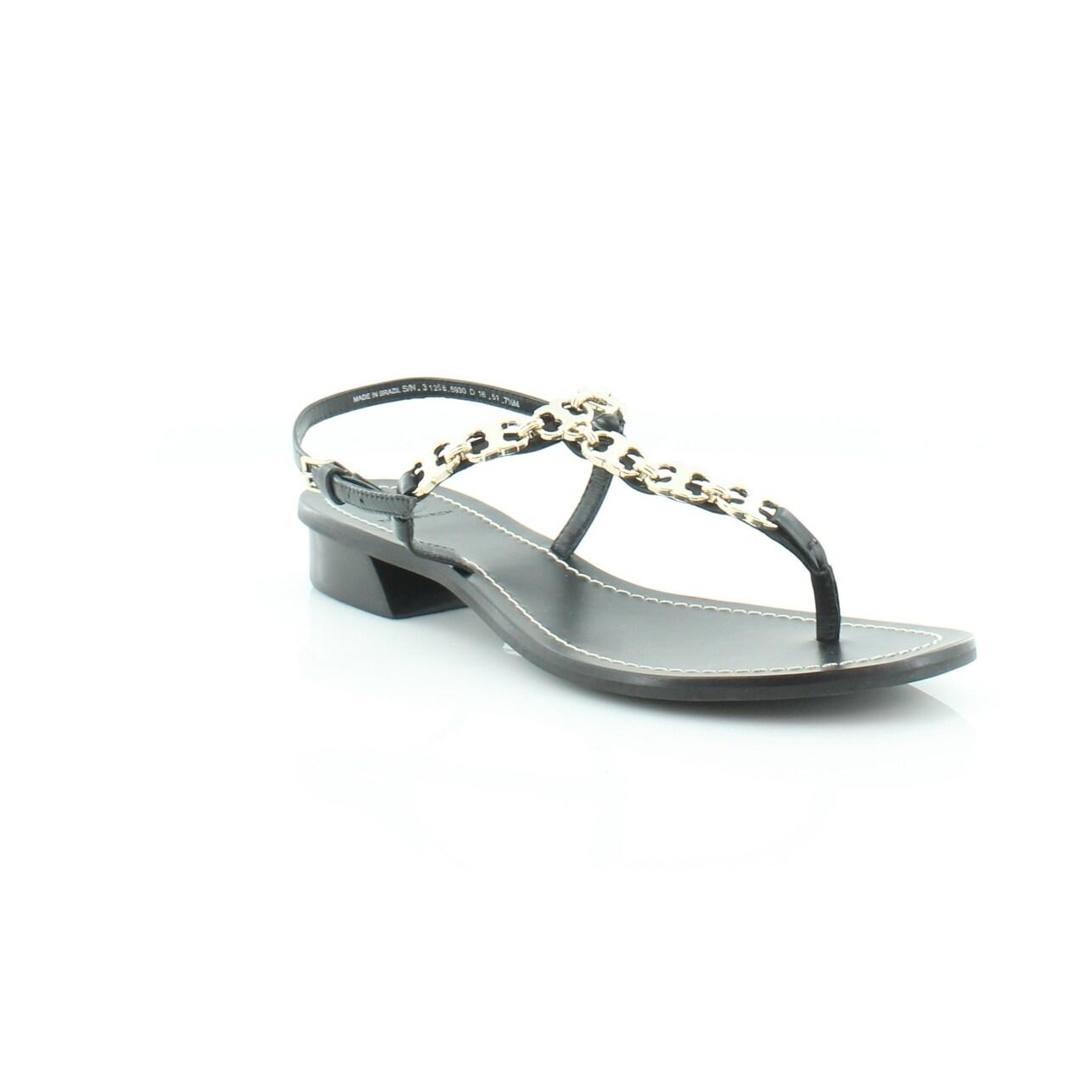 2461c45a1b7a Shop Tory Burch Gemini Link T Strap Women s Sandals   Flip Flops ...