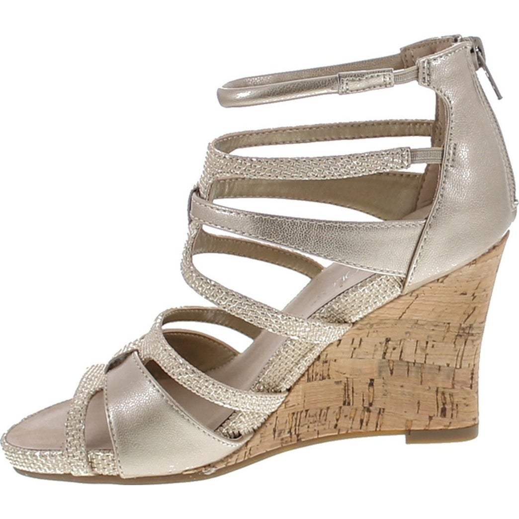 0a300716a893 Shop Aerosoles Women s Capital Wedge Sandal - Free Shipping Today -  Overstock.com - 20908561