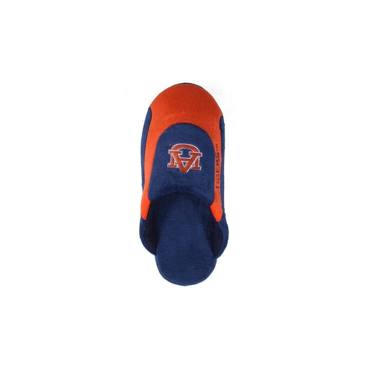 bd60f9952 Shop Happy Feet Mens and Womens Auburn Tigers NCAA Low Pro Slippers - Auburn  Tigers - Free Shipping On Orders Over  45 - Overstock.com - 15805854