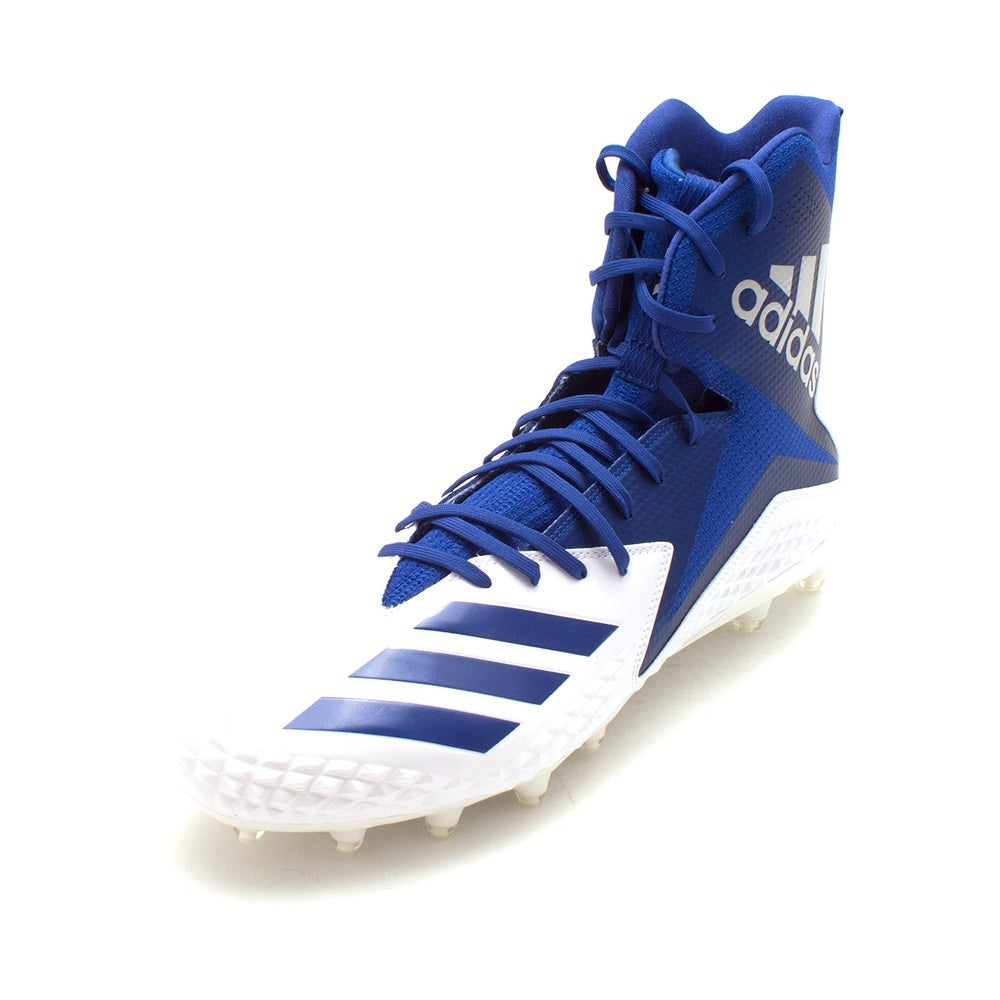 buy online 1faa3 f5b26 Adidas Mens freak x carbon high Hight Top Lace Up Soccer Sneaker
