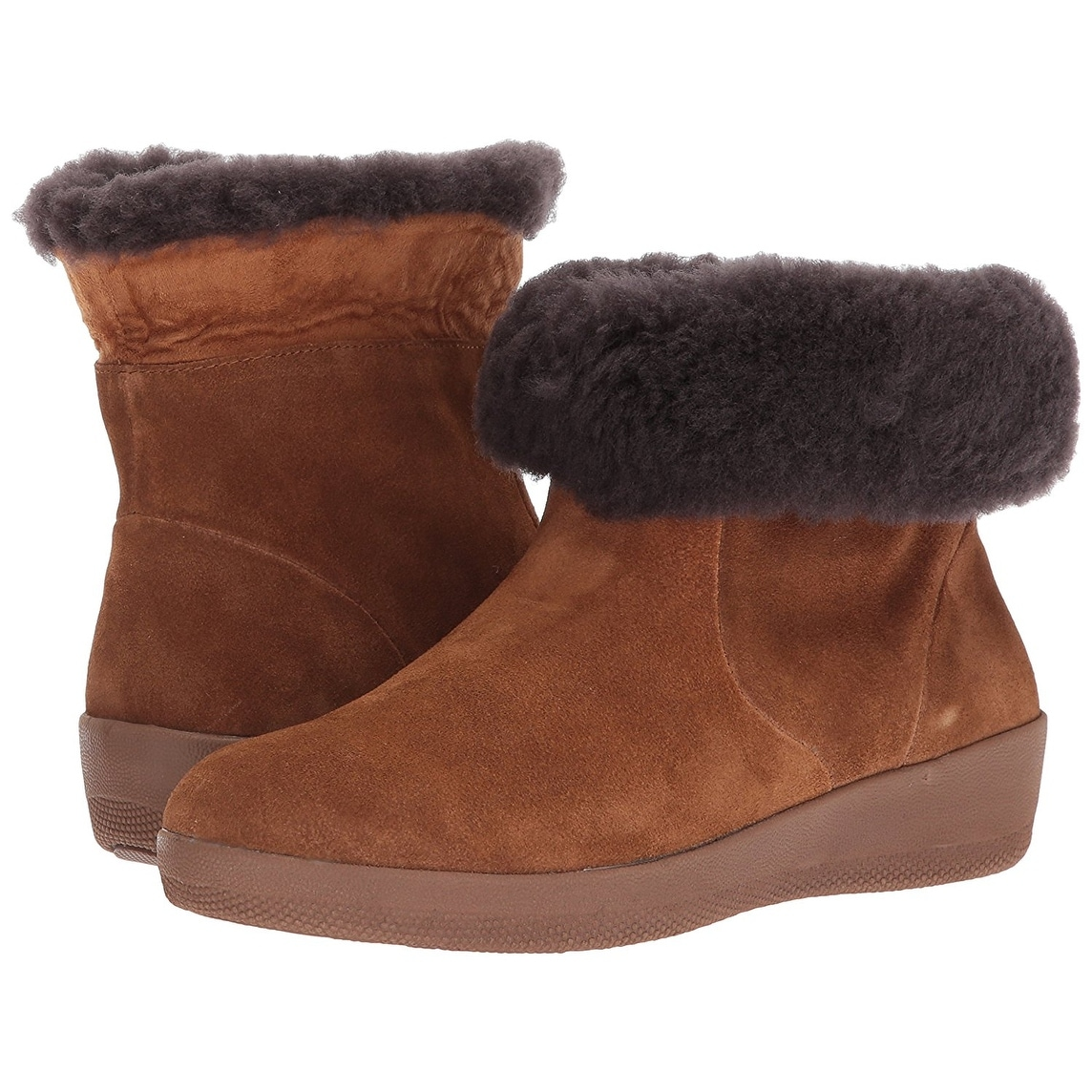 4124ab86763a58 Shop FitFlop Womens J73 Closed Toe Ankle Cold Weather Boots - Free Shipping  Today - Overstock - 22338295