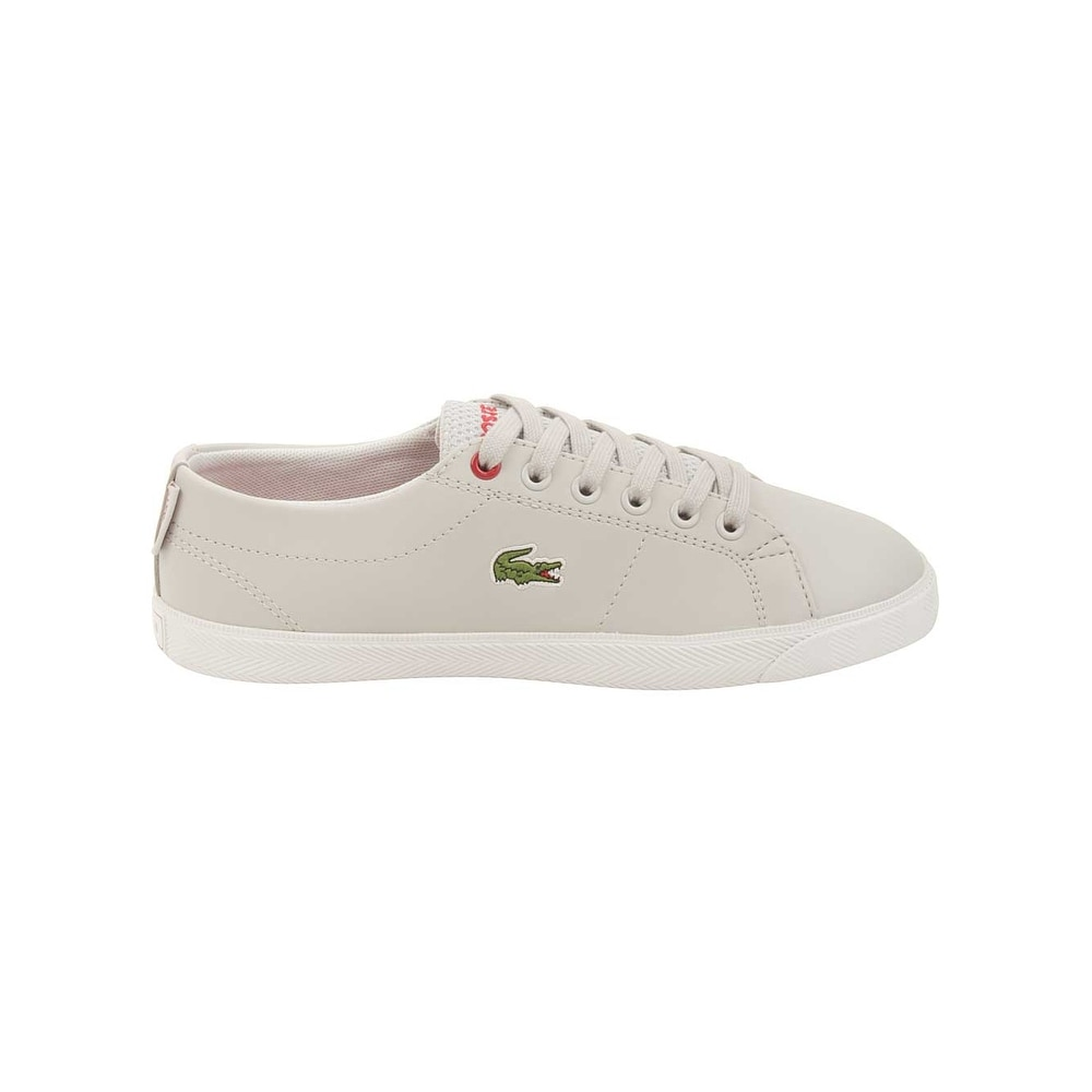 6a6b08521 Shop Lacoste Youth Marcel Lace 216 Sneakers in Grey - Free Shipping On  Orders Over  45 - Overstock.com - 16179590