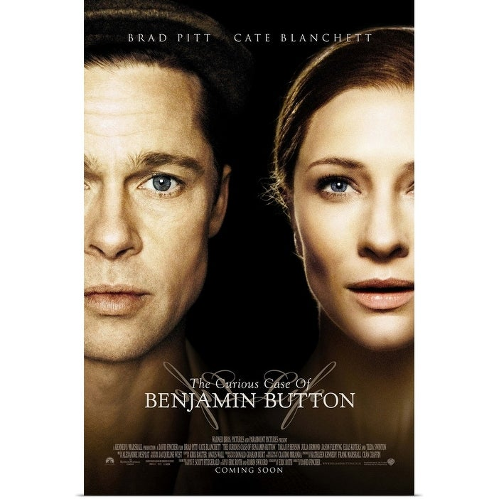 Shop Black Friday Deals On The Curious Case Of Benjamin Button 2008 Poster Print Overstock 24130038