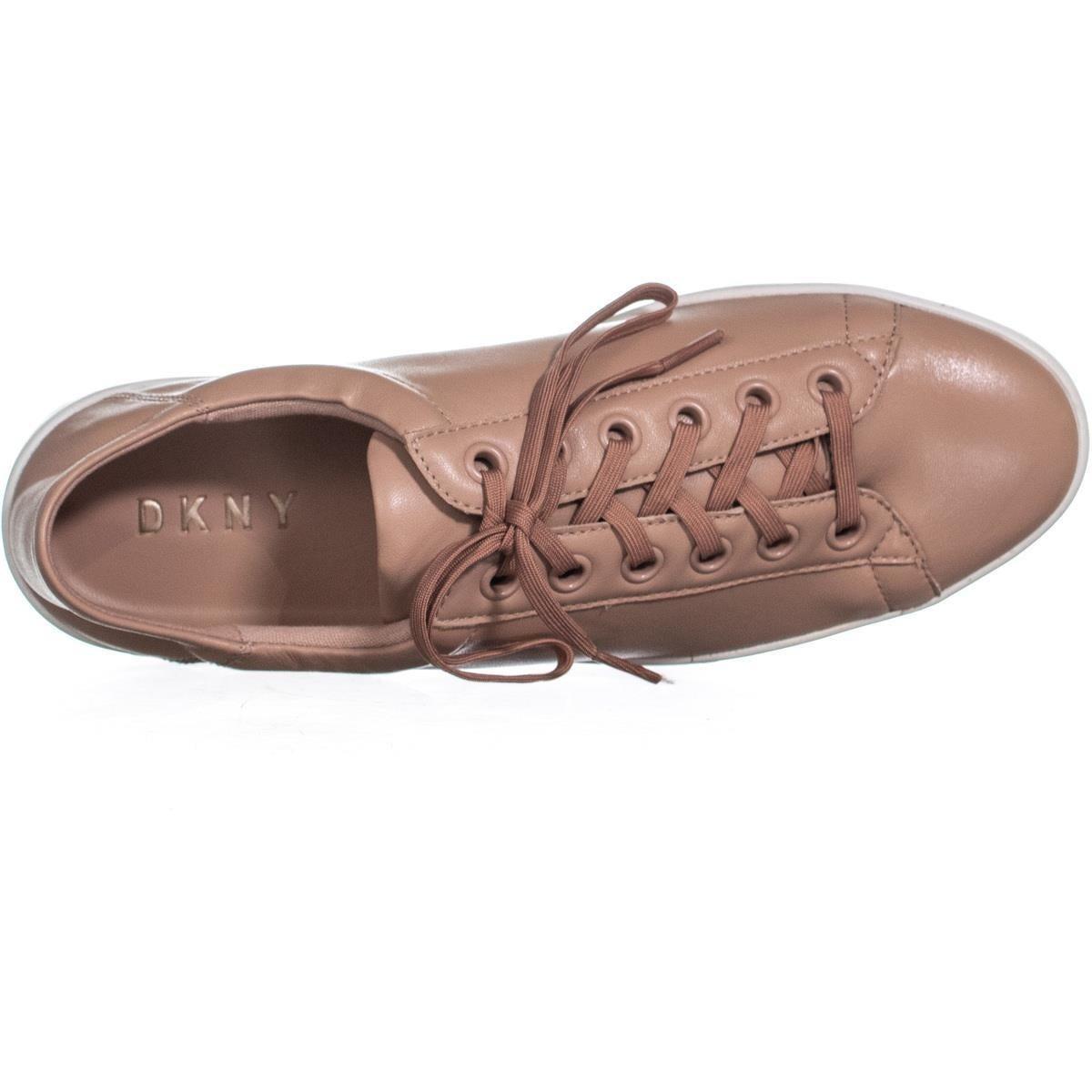 33c882c6f33 Shop DKNY Banson Lace Up Platform Sneakers