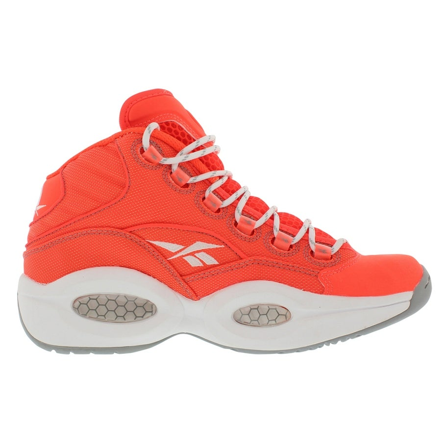 d2b81201de6 Shop Reebok Question Mid Otss Men s Shoes - Free Shipping Today - Overstock  - 21949479