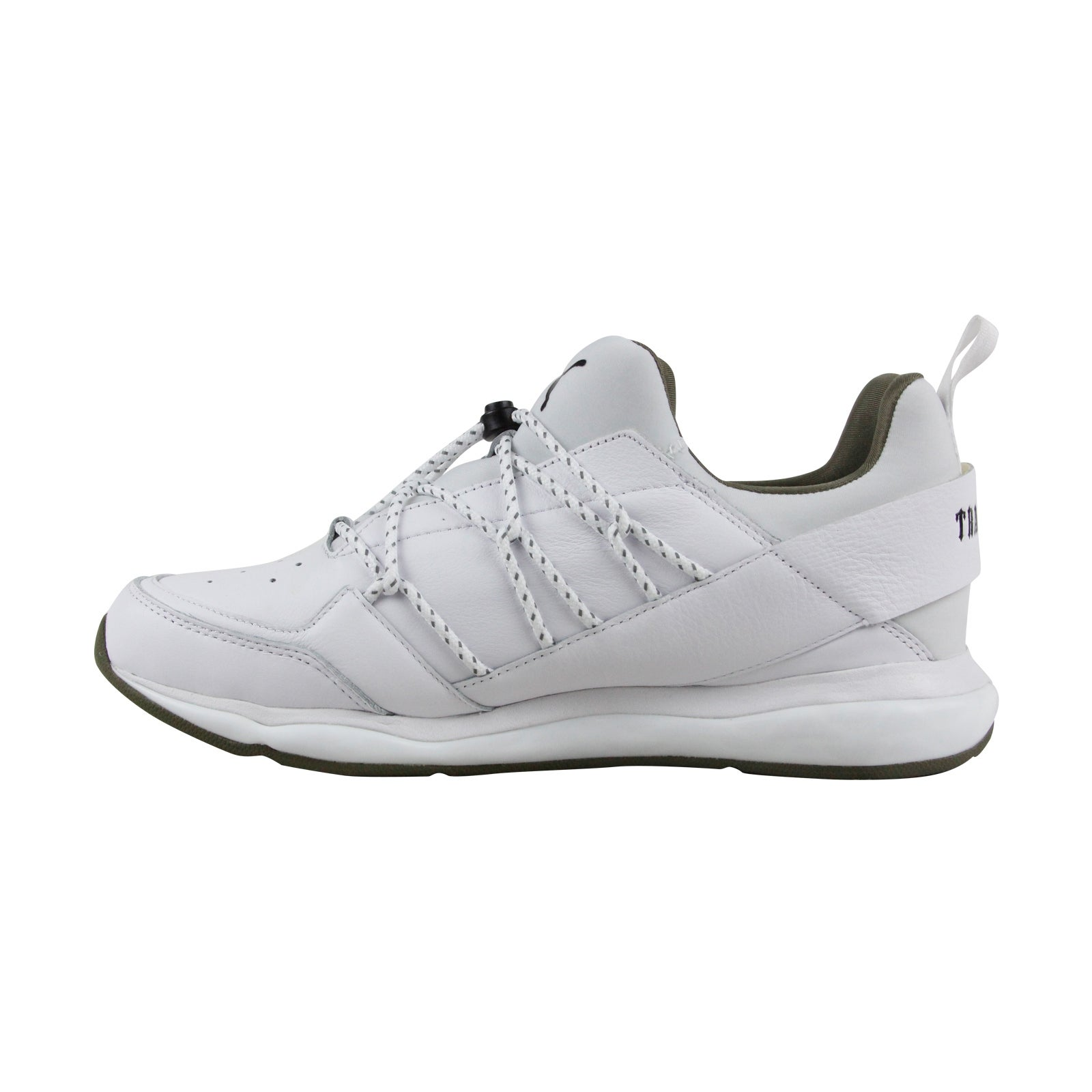 535141da379 Shop Puma X Trapstar Cell Bubble Mens White Leather Athletic Running Shoes  - Ships To Canada - Overstock.ca - 21729240
