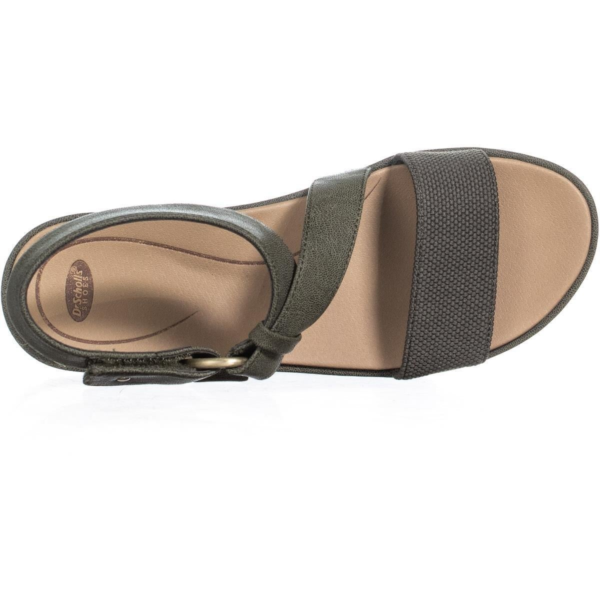 5b09010156be Shop Dr. Scholl s Powers Flat Sandals