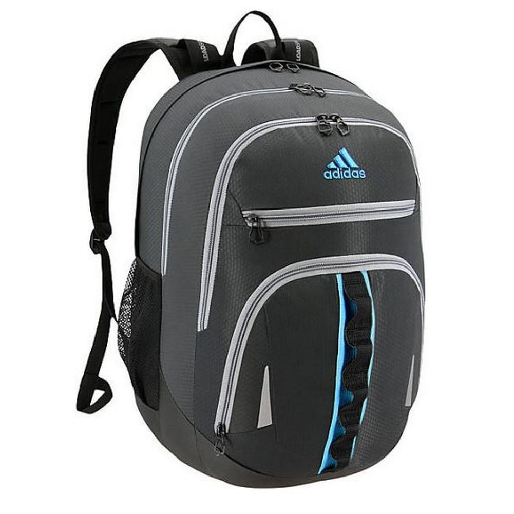1a4c07a25d Shop Adidas Prime IV Backpack 3 Compartment School College Laptop Color  Options 5145 - Free Shipping Today - Overstock - 23042848
