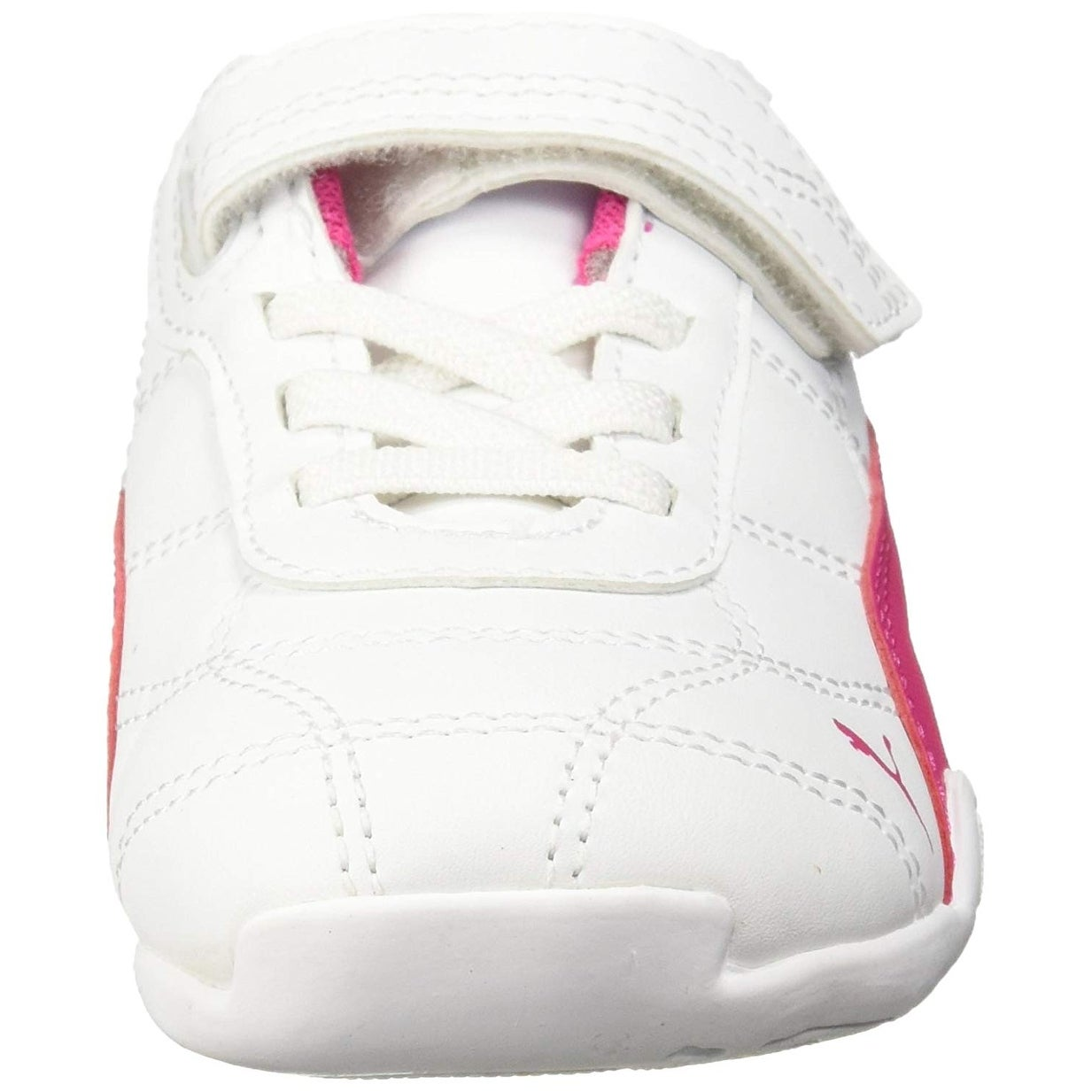 d17ba6ae23b09 Kids Puma Girls Tune Cat 3 V Inf Leather Low Top Lace Up Walking Shoes - 8