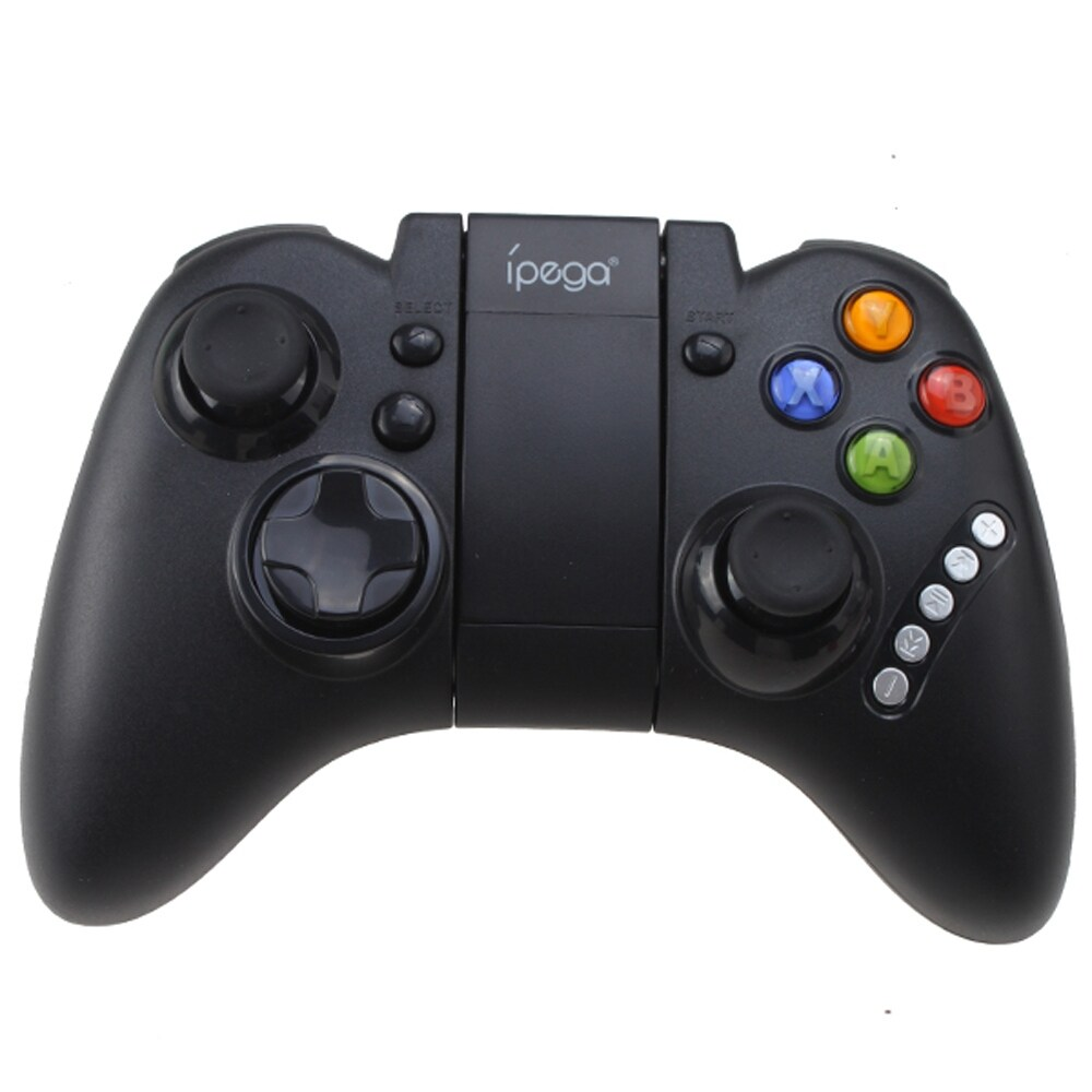 quite nice ba7f4 9fde7 AGPtek Wireless Bluetooth Game Controller Joystick for  iPhone/iPad/Android/Tablet 6-8 meter range sustainable for 20 hrs - SIZE