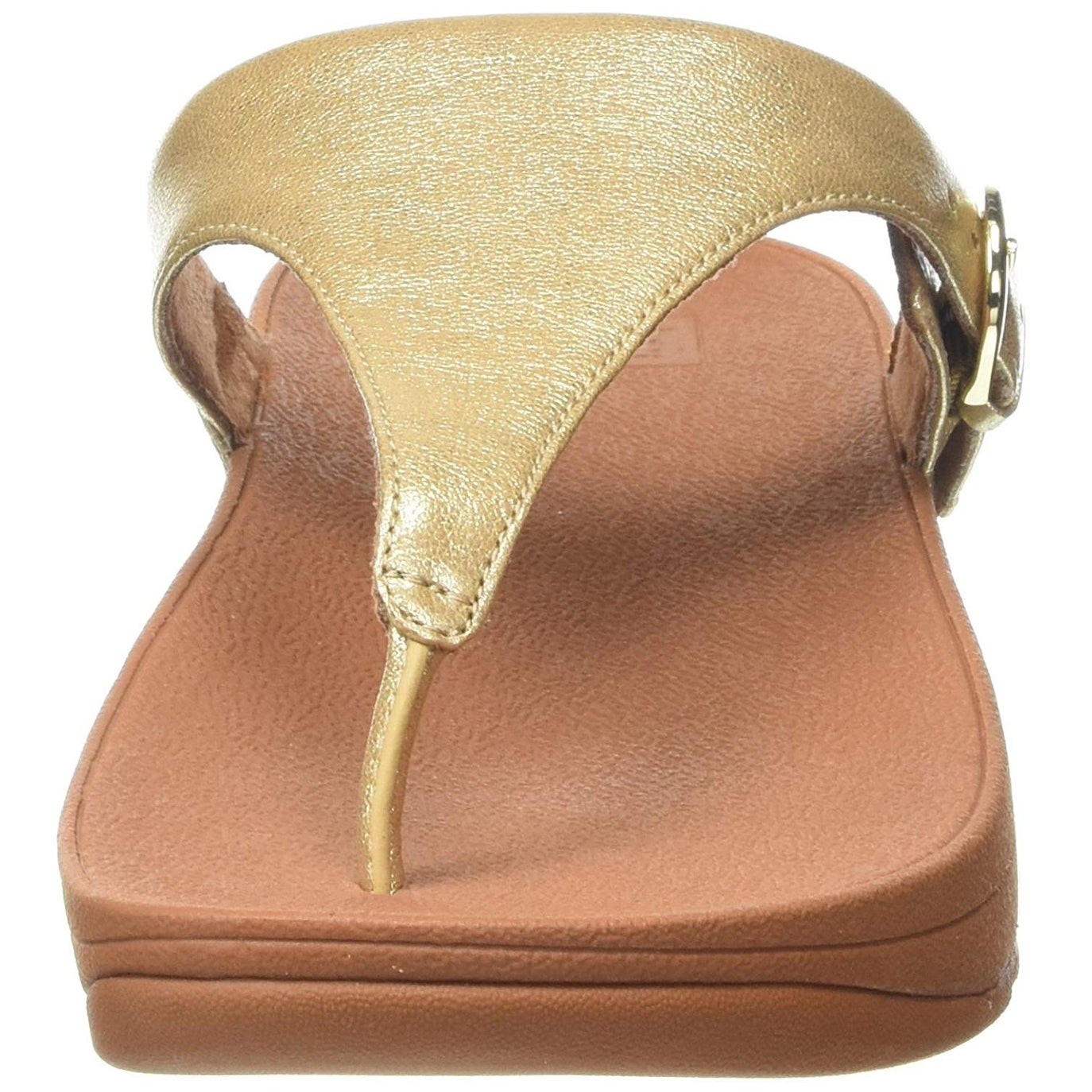 2c38f0076b2e7 Shop FitFlop Women's The Skinny Leather Toe-Thong Sandal - Free Shipping On  Orders Over $45 - Overstock - 26291467