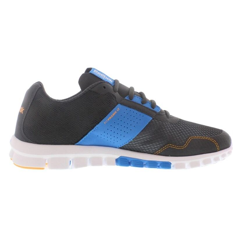46ac971cd462 Shop Reebok Realflex Run 2.0 Running Men s Shoes - Free Shipping Today -  Overstock - 27731745