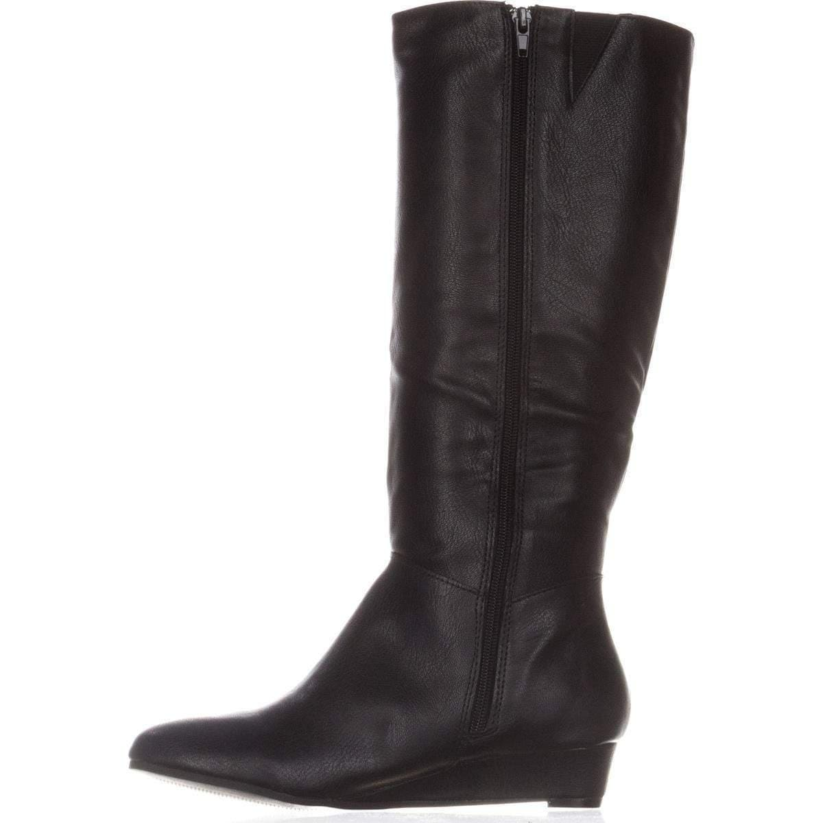 df805c0b0efd Womens Rainne Closed Toe Knee High Fashion Boots - Free Shipping On Orders  Over  45 - Overstock.com - 24030821