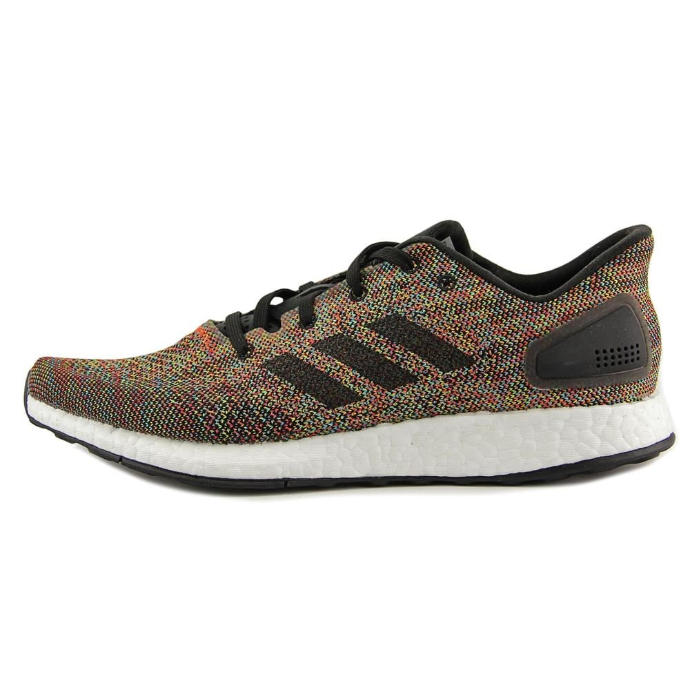 b7b882d36 Shop Adidas Pureboost DPR LTD Men Round Toe Canvas Multi Color Running Shoe  - Free Shipping Today - Overstock - 16923698