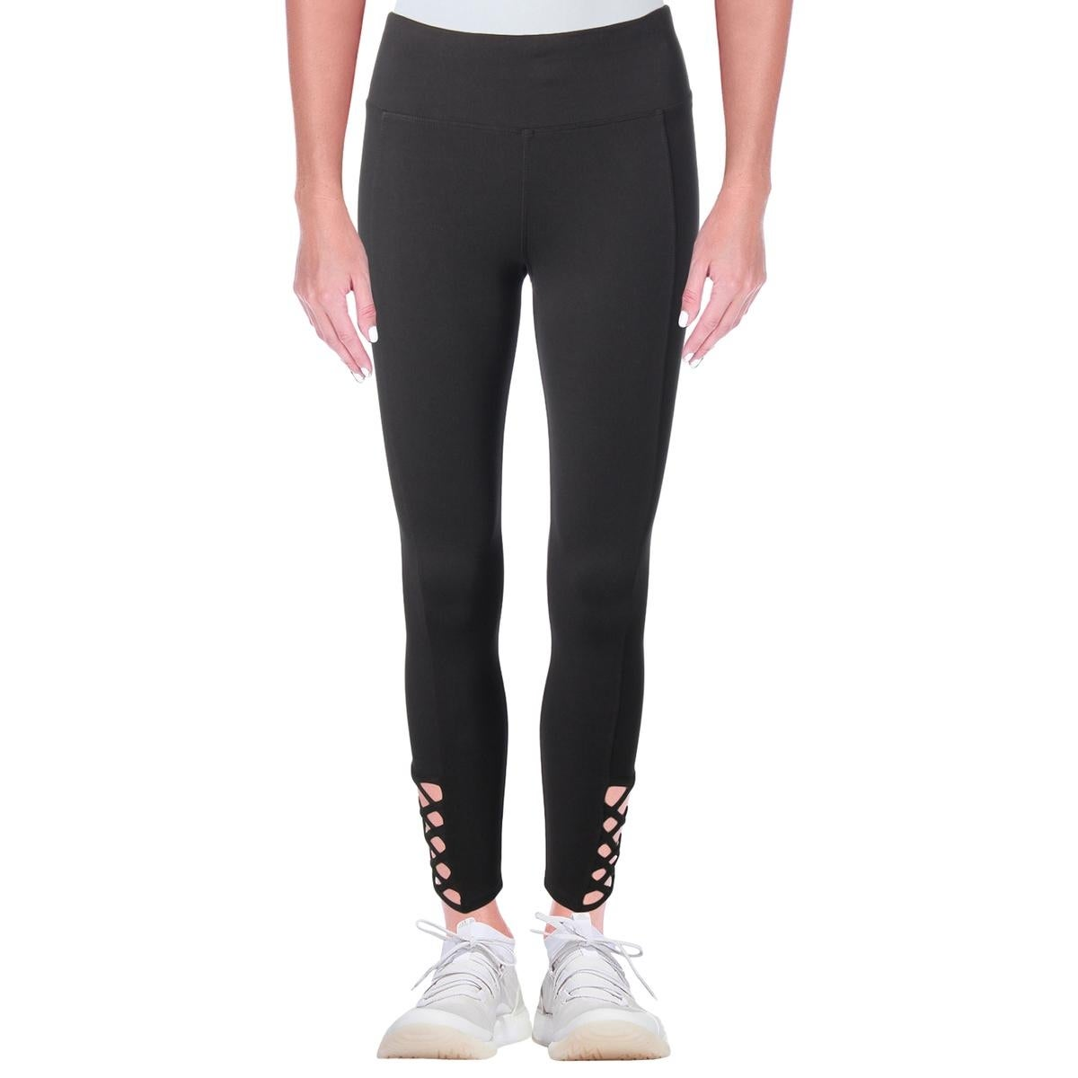 37b1628f790b79 Shop Betsey Johnson Performance Womens Athletic Leggings Yoga ...