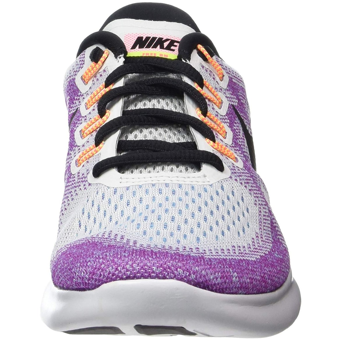 fda76bd9c48c3 Shop Nike Womens Nike flex 2017 RN Fabric Low Top Lace Up Running Sneaker -  Free Shipping Today - Overstock - 22413187