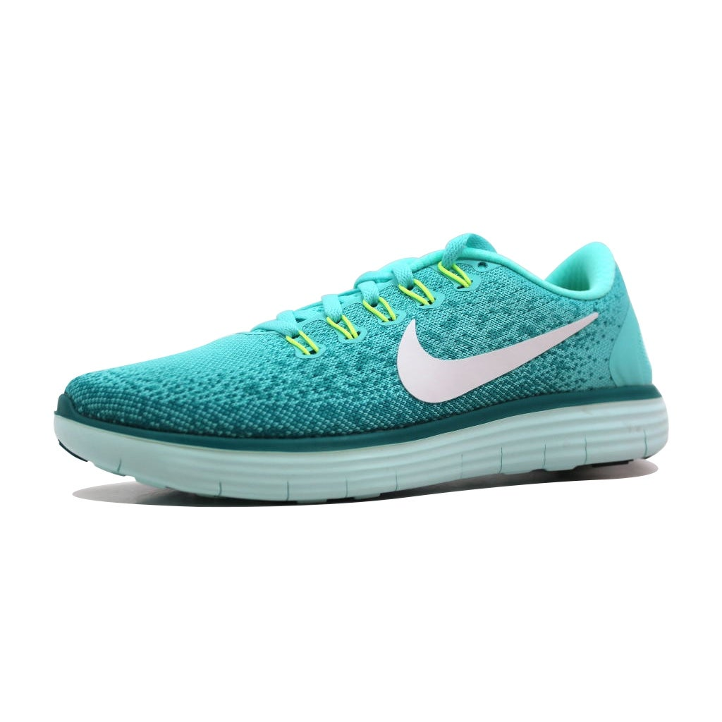b61e9ca63a0e Shop Nike Women s Free Run Distance Light Orewood Brown Taupe Grey-Sail  827116-301 Size 7 - Free Shipping Today - Overstock - 20763233