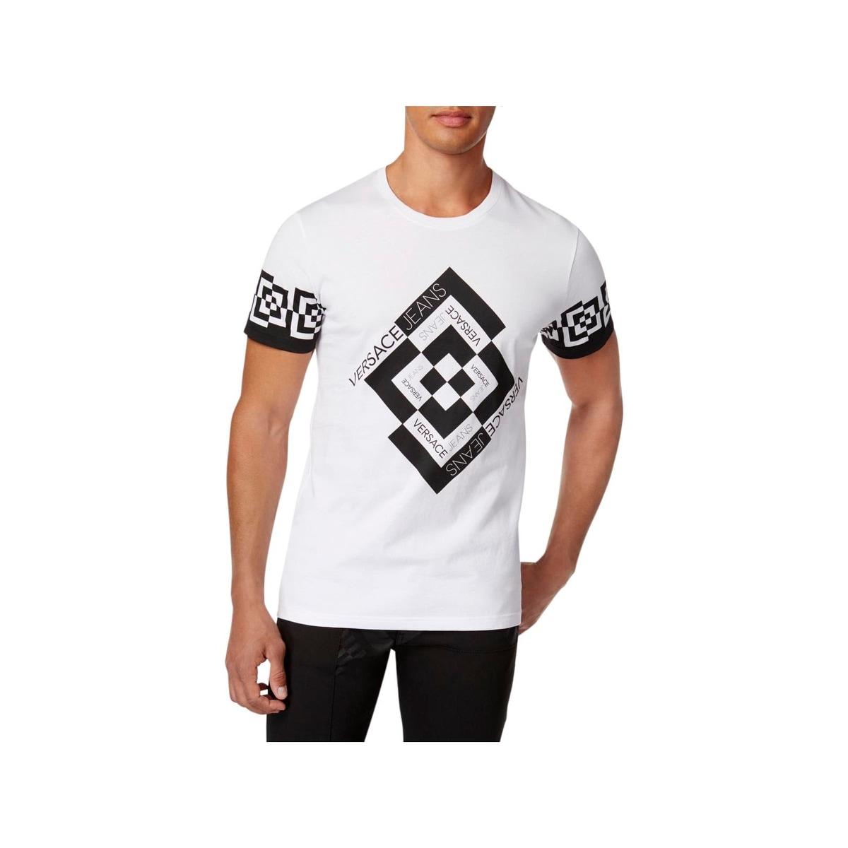 ba02d6ccdd Versace Jeans Mens T Shirt