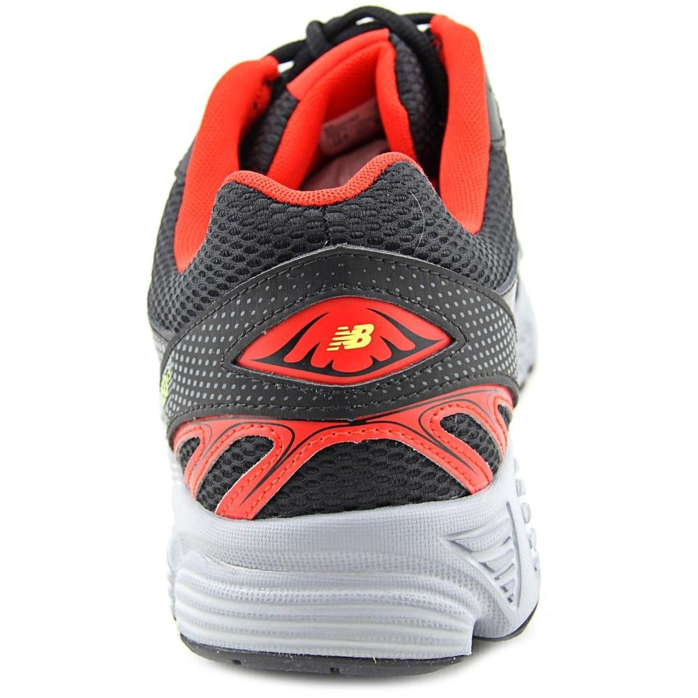 New Balance M450 Men Round Toe Synthetic Black Running Shoe - Free Shipping  Today - Overstock - 20379399