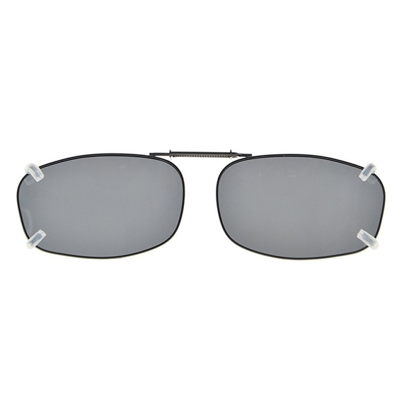 ef37e07cb0c Eyekepper Grey Brown G15 Lens 3-pack Clip-on Polarized Sunglasses 52x32MM Grey  Lens - Free Shipping On Orders Over  45 - Overstock - 23978731