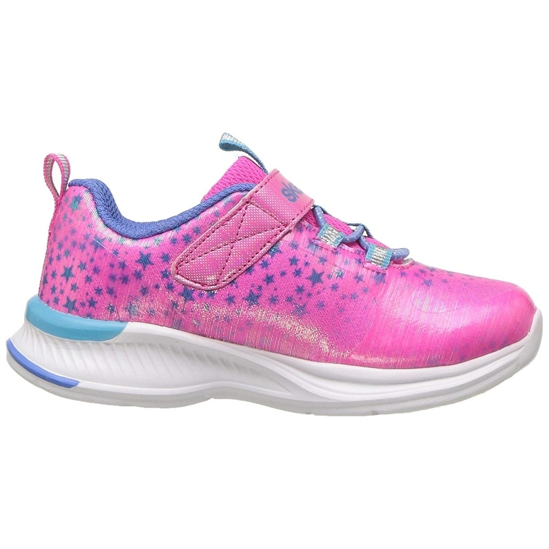 35269bbb83a7 Shop Skechers Kids Girls  Jumpin  Jams-Cosmic Cutie Sneaker - 5 medium us  toddler - Free Shipping On Orders Over  45 - Overstock.com - 22810330