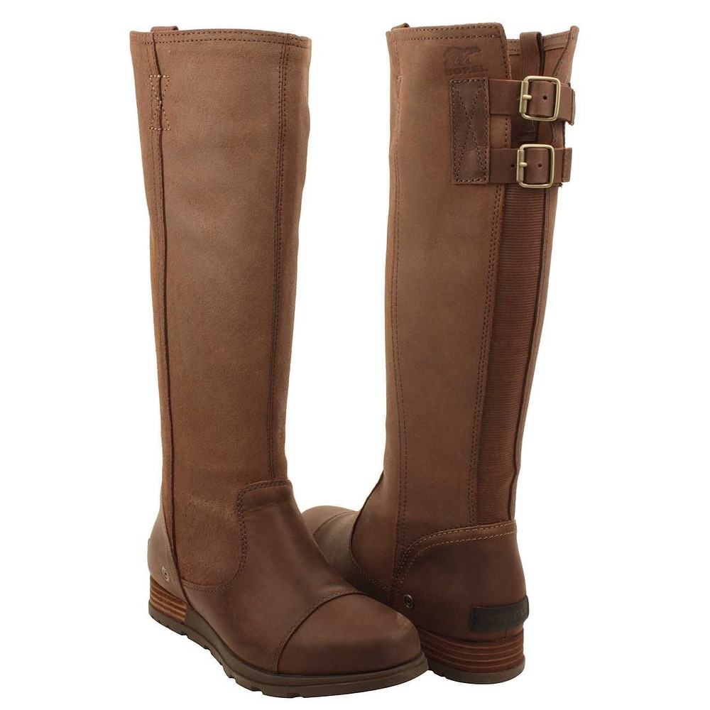 9450cd1c93f Shop Sorel Womens Major Tall Boots in Tobacco - Free Shipping Today -  Overstock - 16069436
